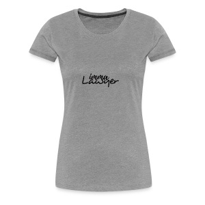 I am going to be a Lawyer - Women's Premium T-Shirt