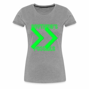 Future Clothing - Anything's Possible (Green) - Women's Premium T-Shirt