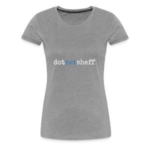 dotnetsheff - Women's Premium T-Shirt