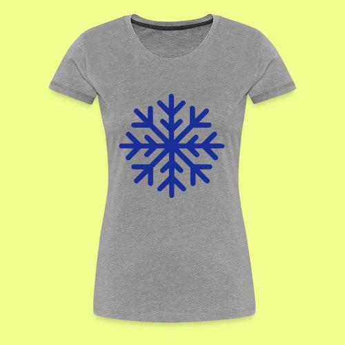COPO DE NIEVE - Camiseta premium mujer