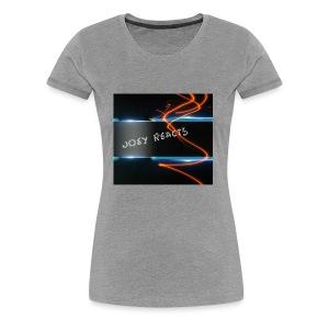 Joey Reacts Original - Vrouwen Premium T-shirt