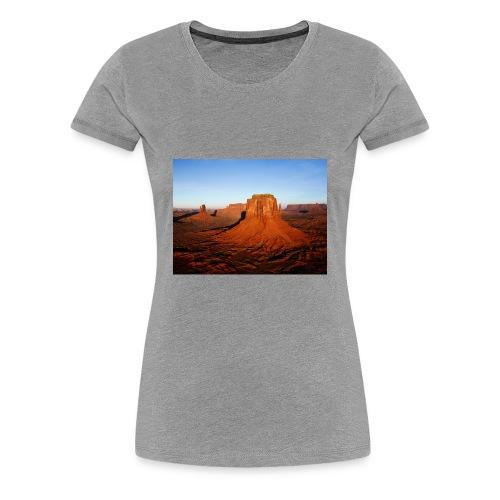 Desert - T-shirt Premium Femme