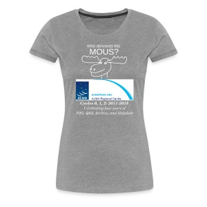 arcshirt - the MOUS - Women's Premium T-Shirt