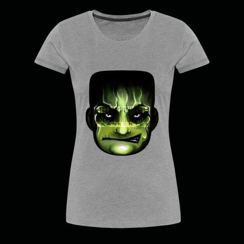 Frankenstein_logo - Vrouwen Premium T-shirt