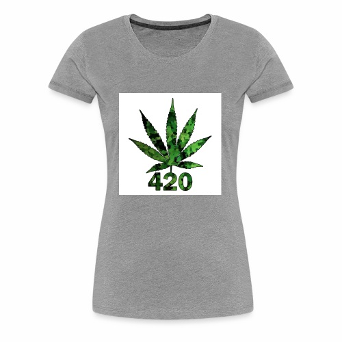 420 - Frauen Premium T-Shirt