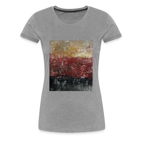 ditchland - T-shirt Premium Femme