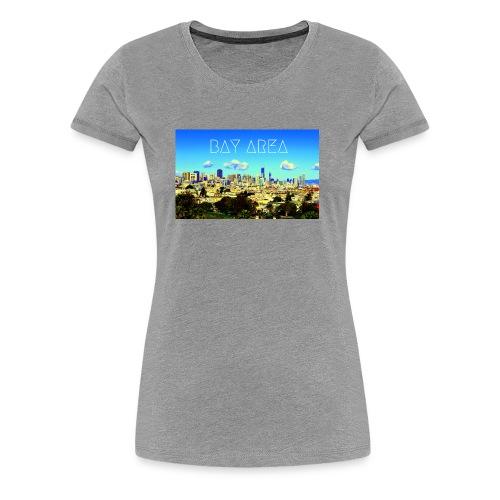 Bay Area - Frauen Premium T-Shirt