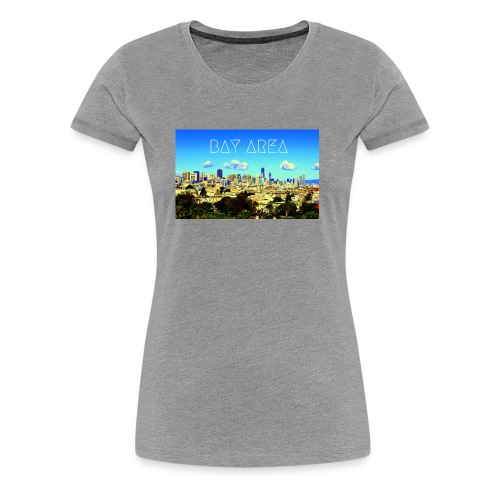 Bay Area - Frauen Premium T-Shirt