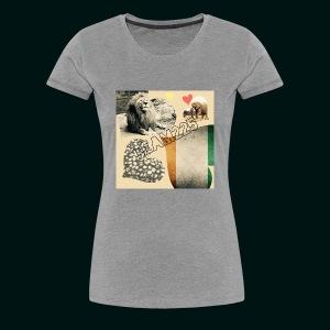 Team225 - Premium-T-shirt dam