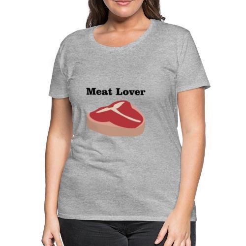 Fleischliebhaber - Frauen Premium T-Shirt