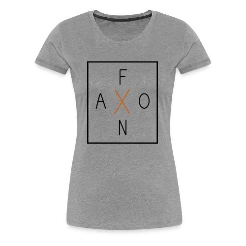 faxon - Frauen Premium T-Shirt