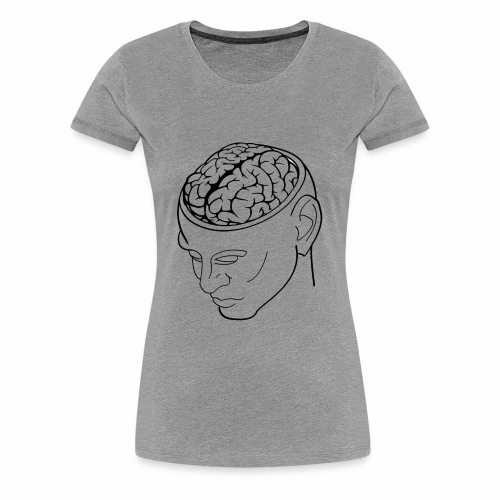 capoccia - Maglietta Premium da donna