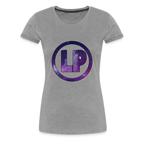 Luxipuff Logo - Dame premium T-shirt
