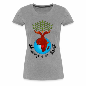 Blessings Of The Forest - Women's Premium T-Shirt