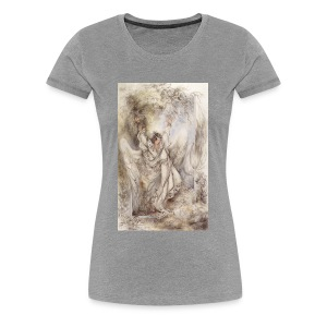 Angel B - Frauen Premium T-Shirt