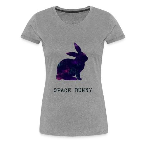 Space Bunny - Women's Premium T-Shirt