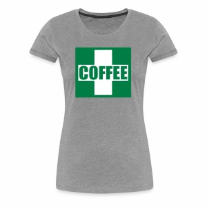 Emergency Coffee - Women's Premium T-Shirt