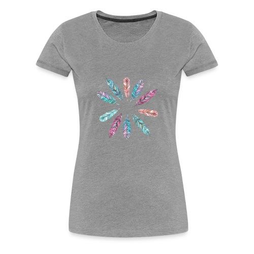 tumblr mupssm6C5V1rijiu5o4 500 - Frauen Premium T-Shirt