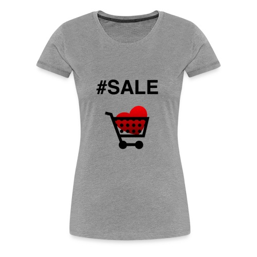 Sale - Frauen Premium T-Shirt