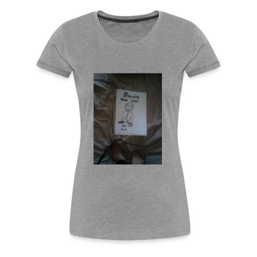 Boom shaka laka why you call the doctor - Women's Premium T-Shirt