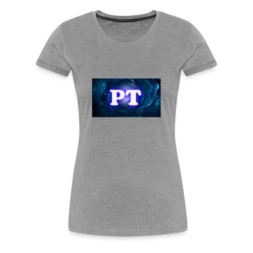 Project T Logo - Women's Premium T-Shirt