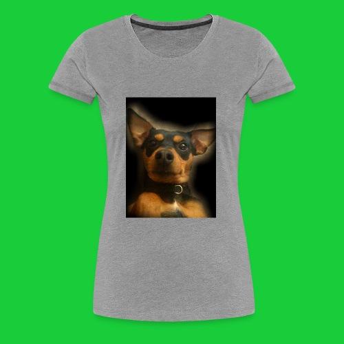 Bunny Black - Frauen Premium T-Shirt