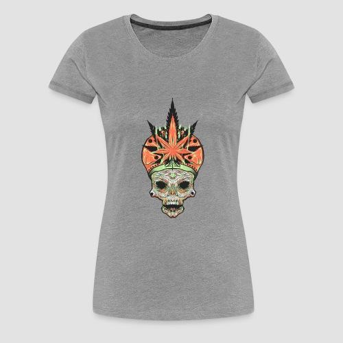 Weed Mitra - Women's Premium T-Shirt