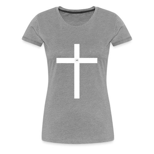 HP Kreuz - Frauen Premium T-Shirt