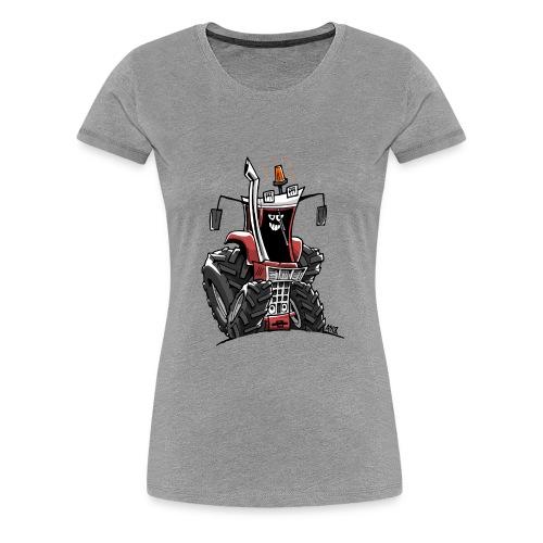 case 856XL kleur - Vrouwen Premium T-shirt