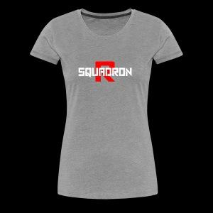 SquadronR for all R Rider - Frauen Premium T-Shirt
