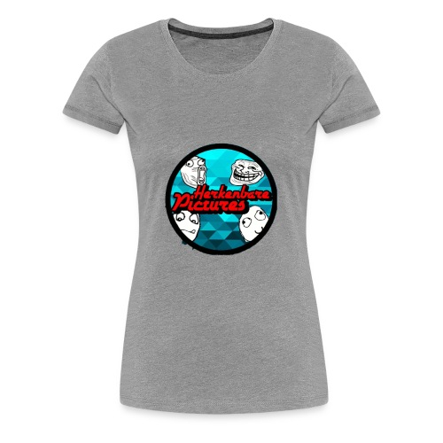 herkenparepictures merchandise - Vrouwen Premium T-shirt