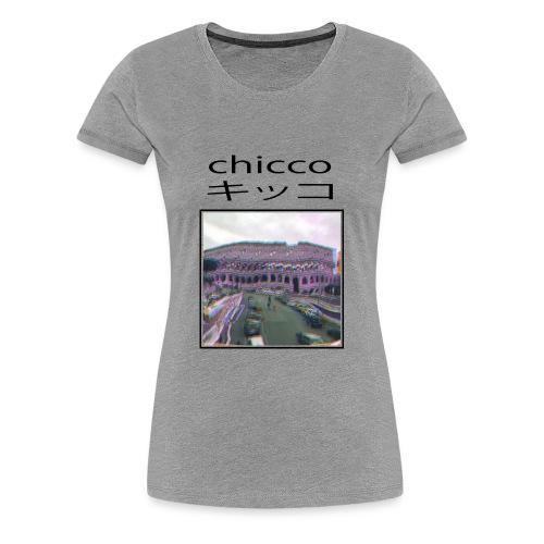 Chicco - Maglietta Premium da donna