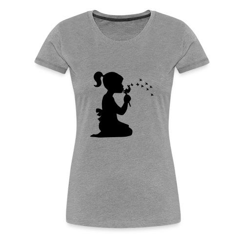 Koszulka blowing - Maglietta Premium da donna