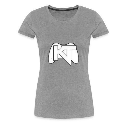 Kwalitijd Mok - Vrouwen Premium T-shirt