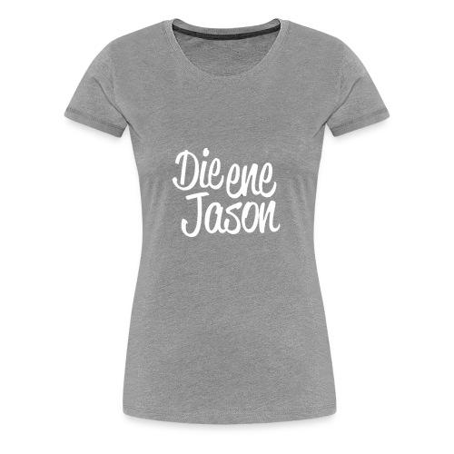 DieEneJason Hoodie - Vrouwen Premium T-shirt