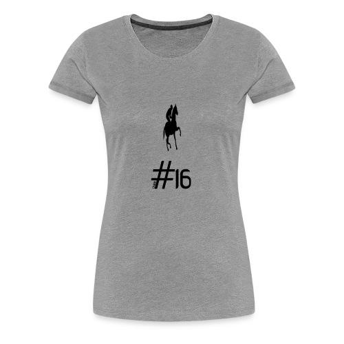 polo-big - Vrouwen Premium T-shirt