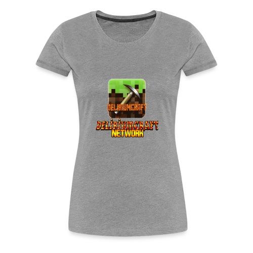 magliette DeliriumCraftNetWork - Maglietta Premium da donna