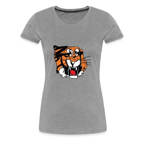 Tigerplaylogo - Frauen Premium T-Shirt