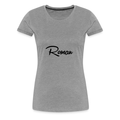 Merce Scontata - Women's Premium T-Shirt