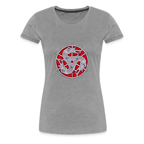 Trisquel Vendel - Camiseta premium mujer
