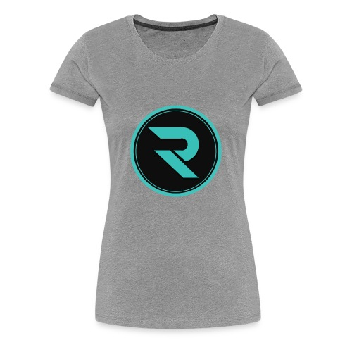 Racoon OMG hat - Camiseta premium mujer