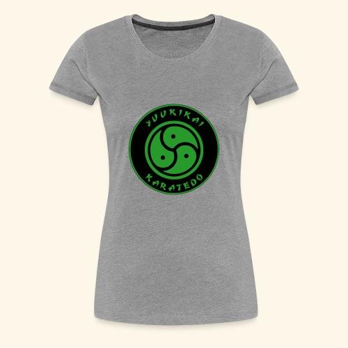 Yuukikai Logo - Frauen Premium T-Shirt