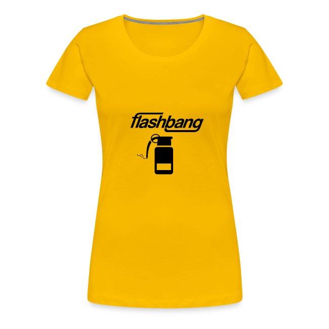 FlashBang Logga - 50kr Donation