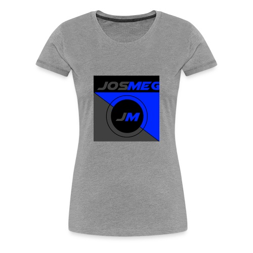 JOSMEG LOGO OFFICIAL - Women's Premium T-Shirt