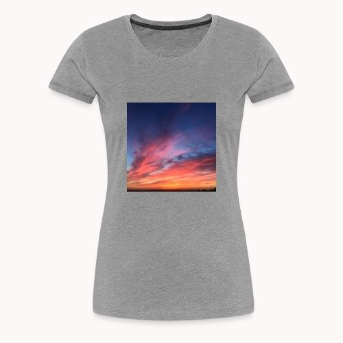 SKYline - Women's Premium T-Shirt