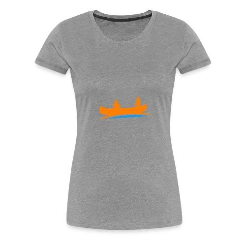 Kanu - Frauen Premium T-Shirt