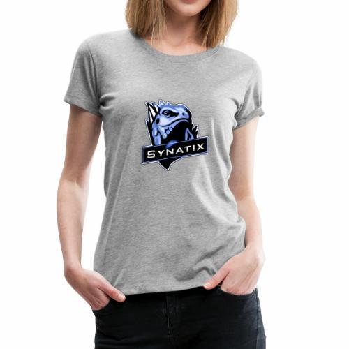 Team Synatix - Frauen Premium T-Shirt