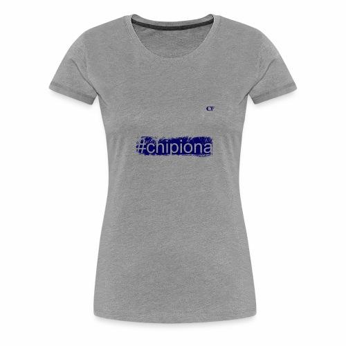 Hashtag Chipiona - CF - Camiseta premium mujer