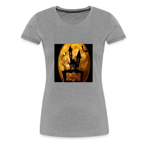 halloween-Nacht - Frauen Premium T-Shirt