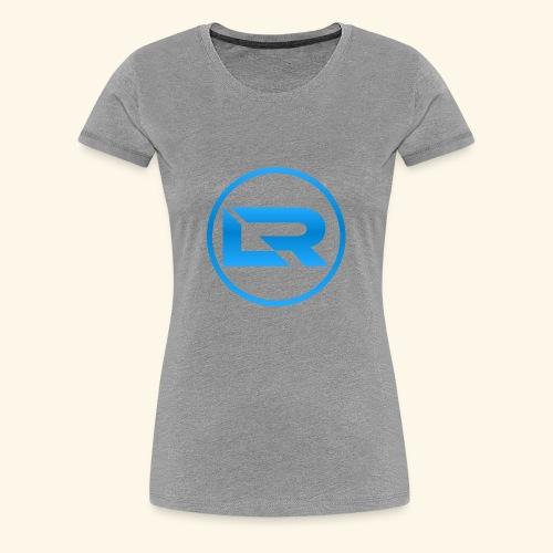 Fanware round - Frauen Premium T-Shirt